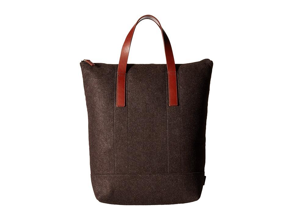 ECCO - Finley Tote (Coffee) Tote Handbags