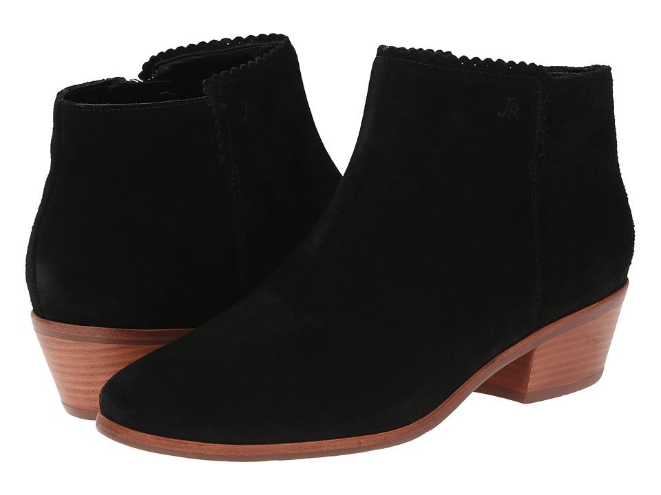 Jack Rogers - Bailee Suede (Black) Women's Boots