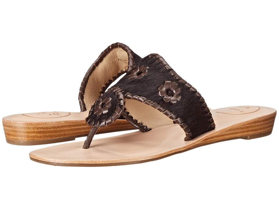 Jack Rogers - Safari Capri (Espresso) Women's Sandals