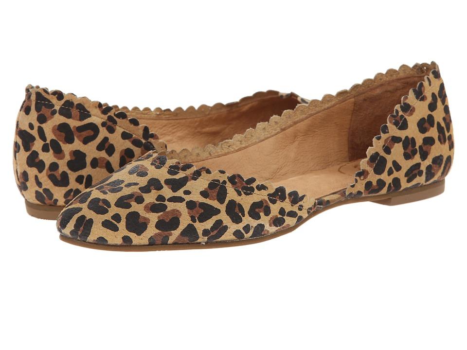 Jack Rogers - Chantel Suede (Leopard Suede) Women