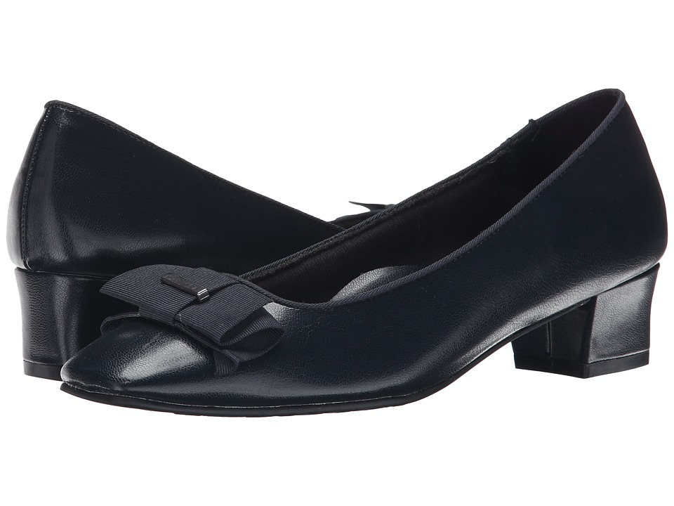 Soft Style - Sharyl (Navy Elegance) Women's 1-2 inch heel Shoes