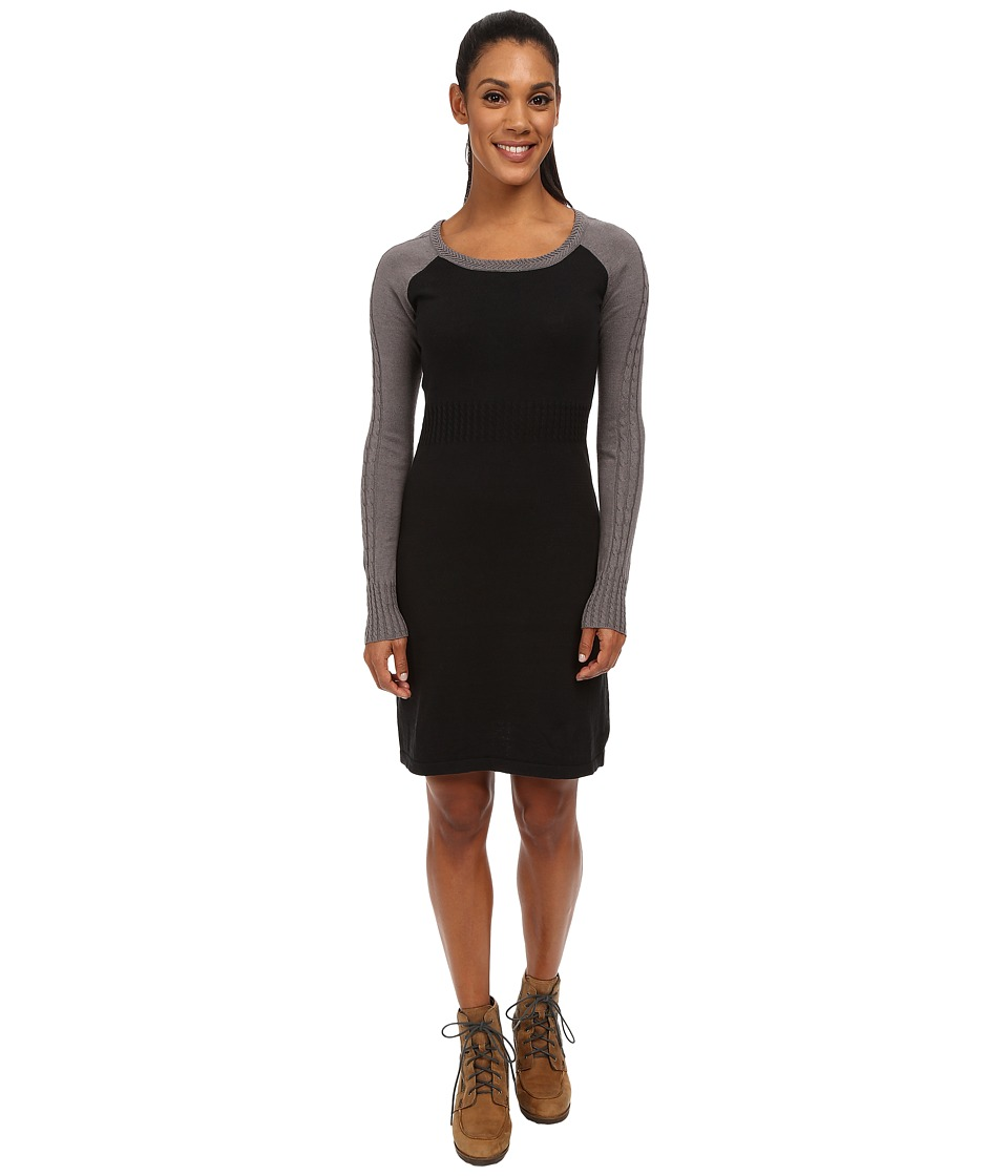 Aventura Clothing - Jaylee Dress (Black/Smoked Pearl) Women's Dress