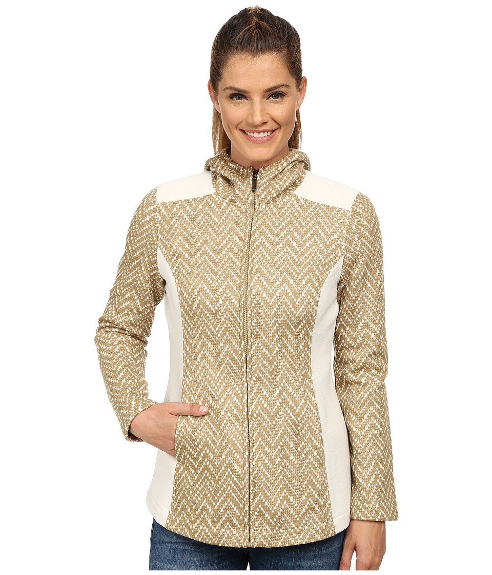 Aventura Clothing - Seymour Jacket (Kelp/Whisper White) Women's Sweater