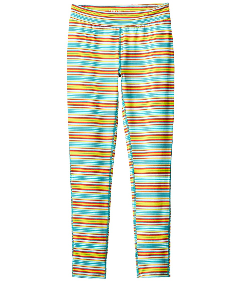 Soybu Kids - Phoebe Legging (Little Kid/Big Kid) (Autumn Stripe) Girl's Casual Pants