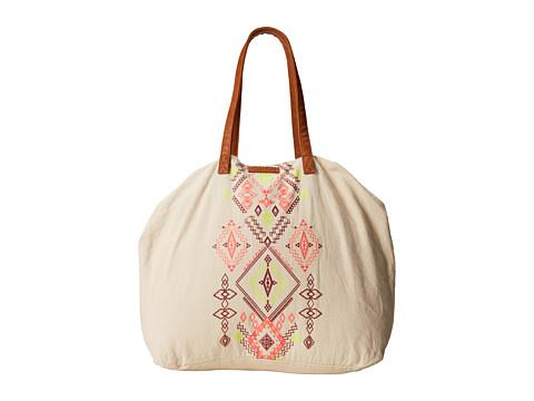 Billabong - Morro Solstice Tote Bag (Natural) Tote Handbags
