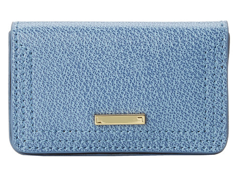 Lodis Accessories - Stephanie Under Lock Key Mini Card Case (Denim) Credit card Wallet
