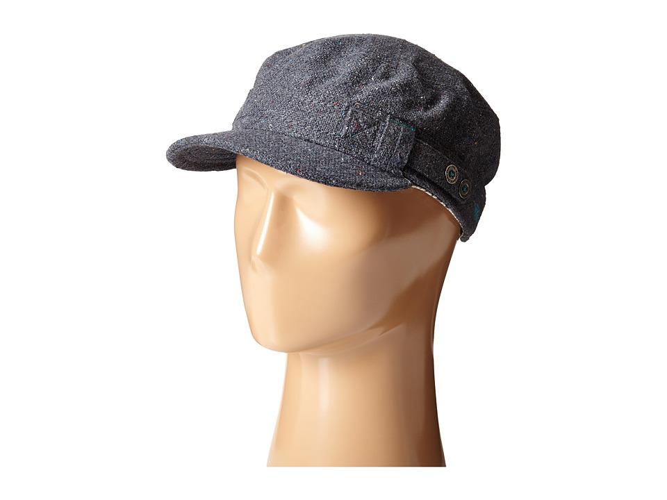 Prana - Jackie Cadet (Grey Blue) Caps