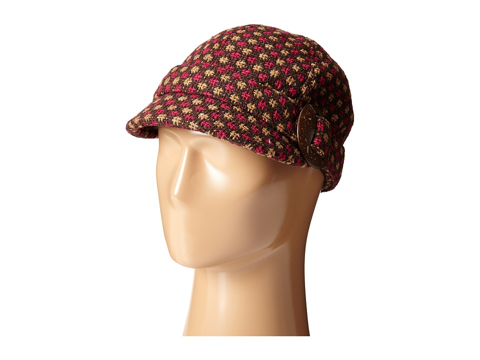 Prana - Belle Hat (Berry) Caps