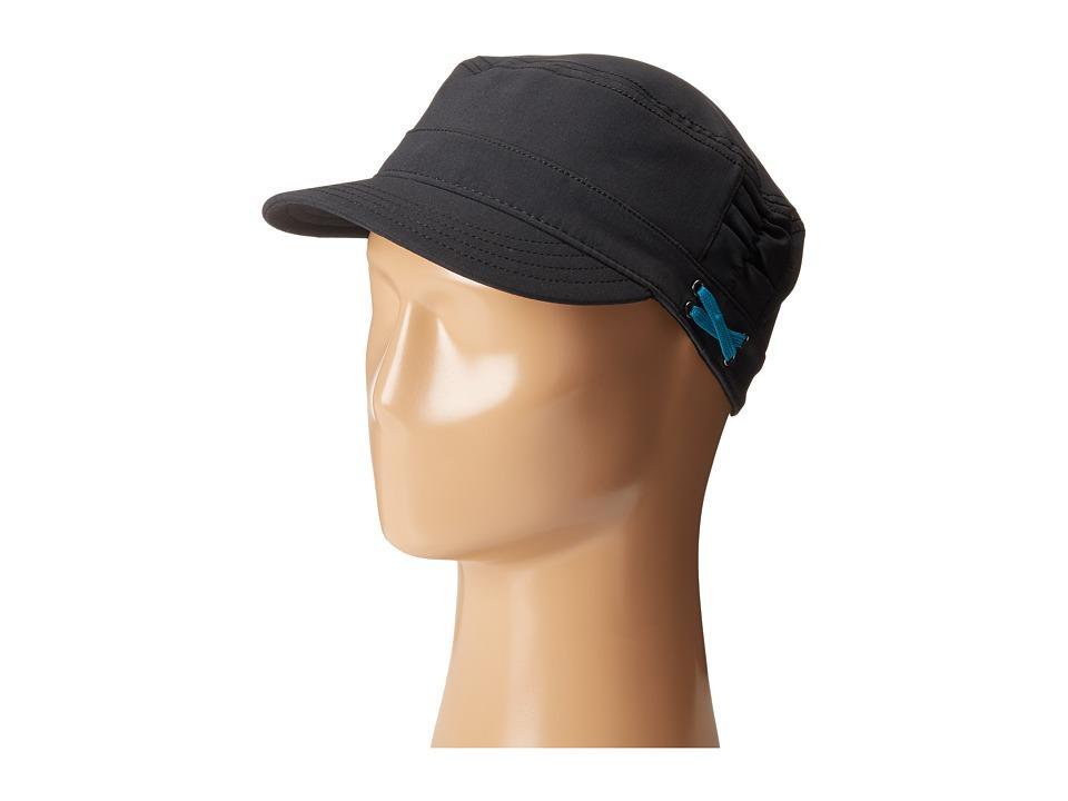 Prana - Zion Cadet (Black) Caps
