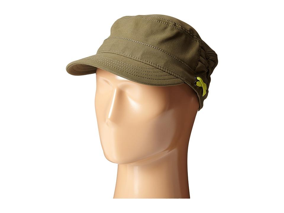 Prana - Zion Cadet (Cargo Green) Caps