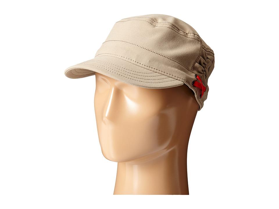 Prana - Zion Cadet (Dark Khaki) Caps