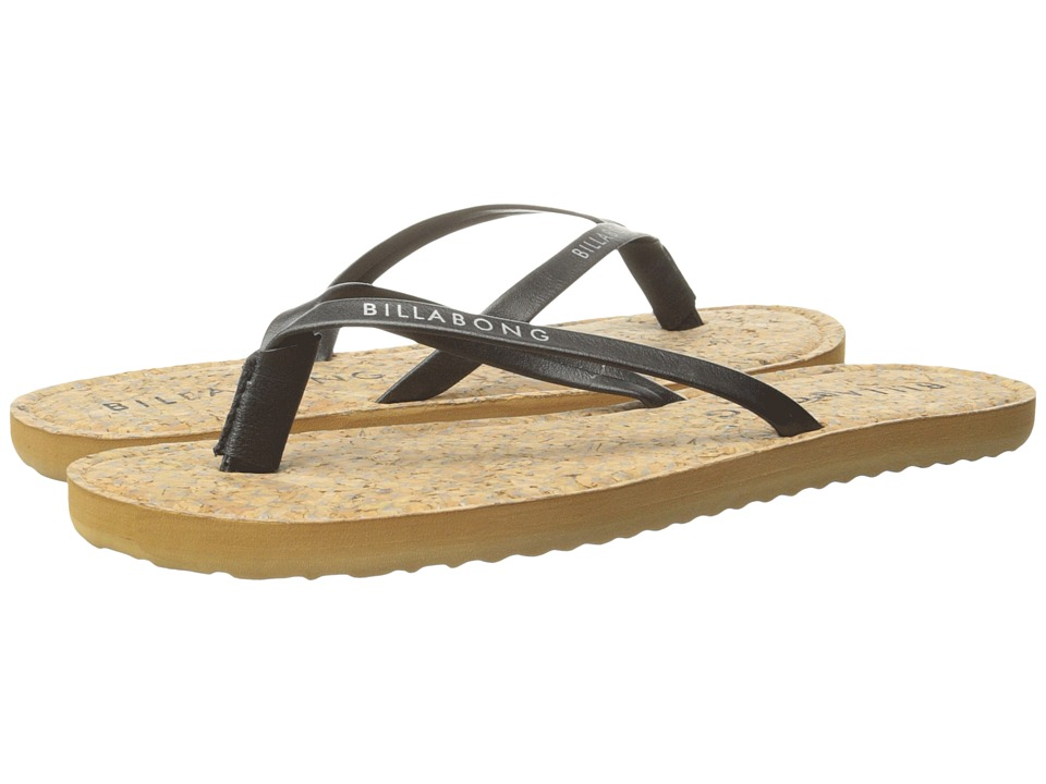 Billabong - Lelia (Black) Women's Sandals