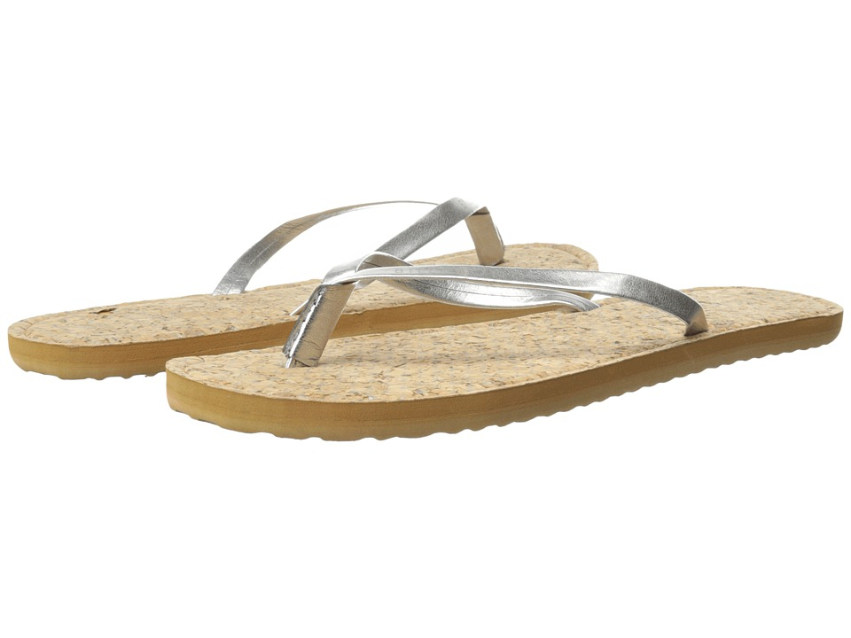 Billabong - Lelia (Silver) Women's Sandals
