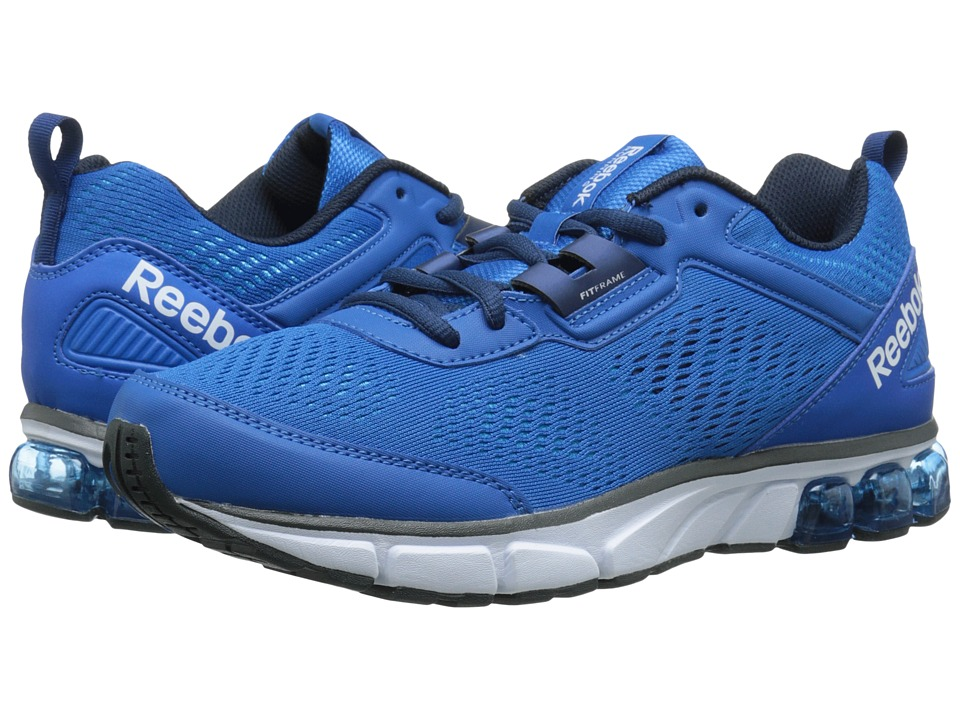 Reebok - Jet Dashride (Cycle Blue/Far Out Blue/Club Blue/Black/Gravel/White) Men