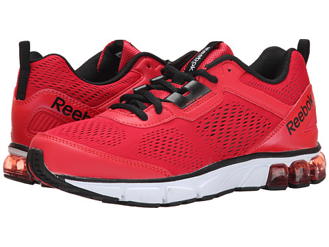 Reebok - Jet Dashride (Red Rush/Rustic Wine/Black/White) Men