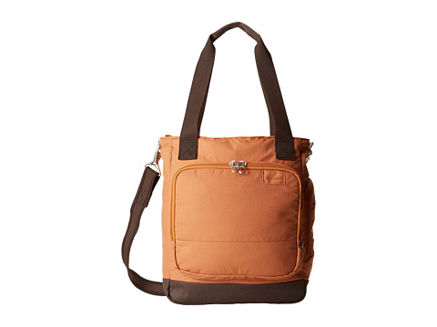 Pacsafe - Citysafe LS250 Anti-Theft Touring Tote (Apricot) Tote Handbags
