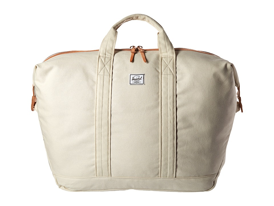 Herschel Supply Co. - Ryder (Natural) Weekender/Overnight Luggage