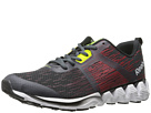 Reebok Zigkick Force (Graphite/Red Rush/Black/White/Rustic Wine/Black/Semi Solar Yello)