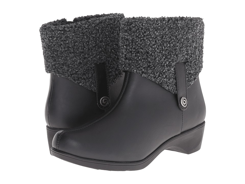 Soft Style Kendria (Black Tumbled) Women