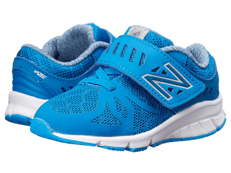 New Balance Kids - Vazee Rush (Infant/Toddler) (Blue) Boys Shoes