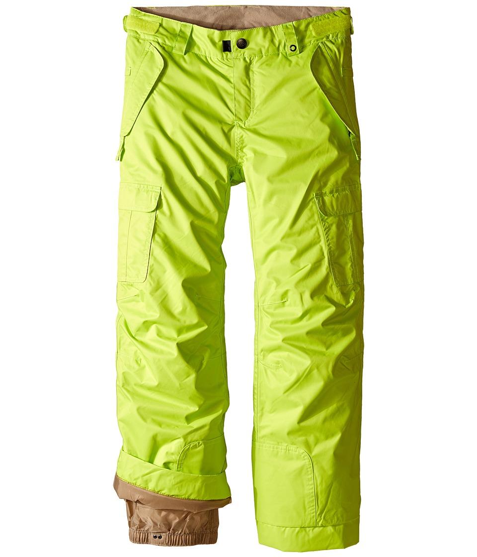 686 Kids - All Terrain Insulated Pants (Big Kids) (Lime) Boy