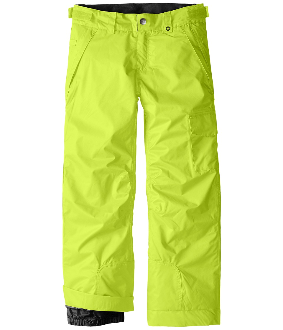 Image of 686 Kids - Agnes Insulated Pants (Big Kids) (Lime) Girl's Outerwear