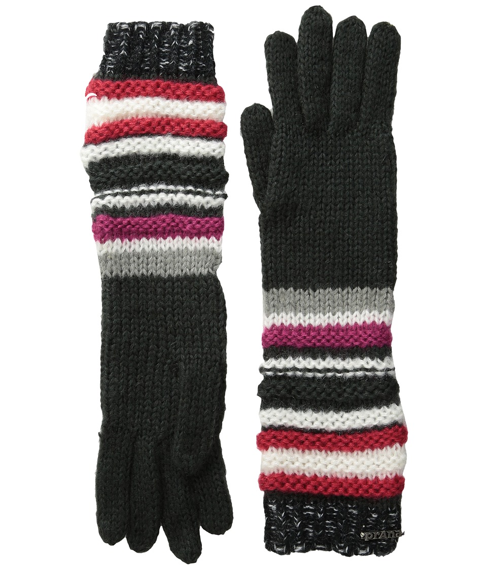 Prana - Pasha Gloves (Deep Fuchsia) Extreme Cold Weather Gloves