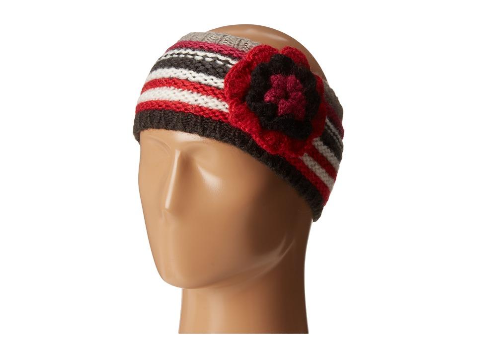 Prana - Pasha Headband (Deep Fuchsia) Headband