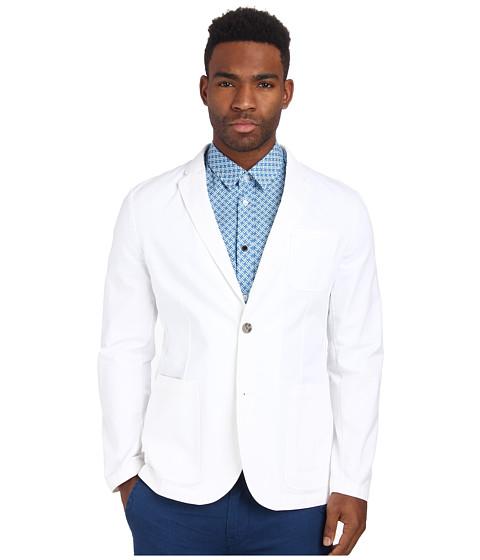 Original Penguin - P55 Blazer (Bright White) Men's Jacket