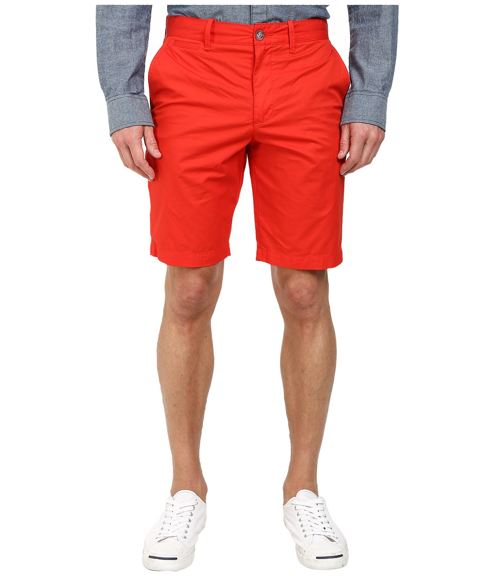 Original Penguin - Basic Short (Fiery Red) Men's Shorts