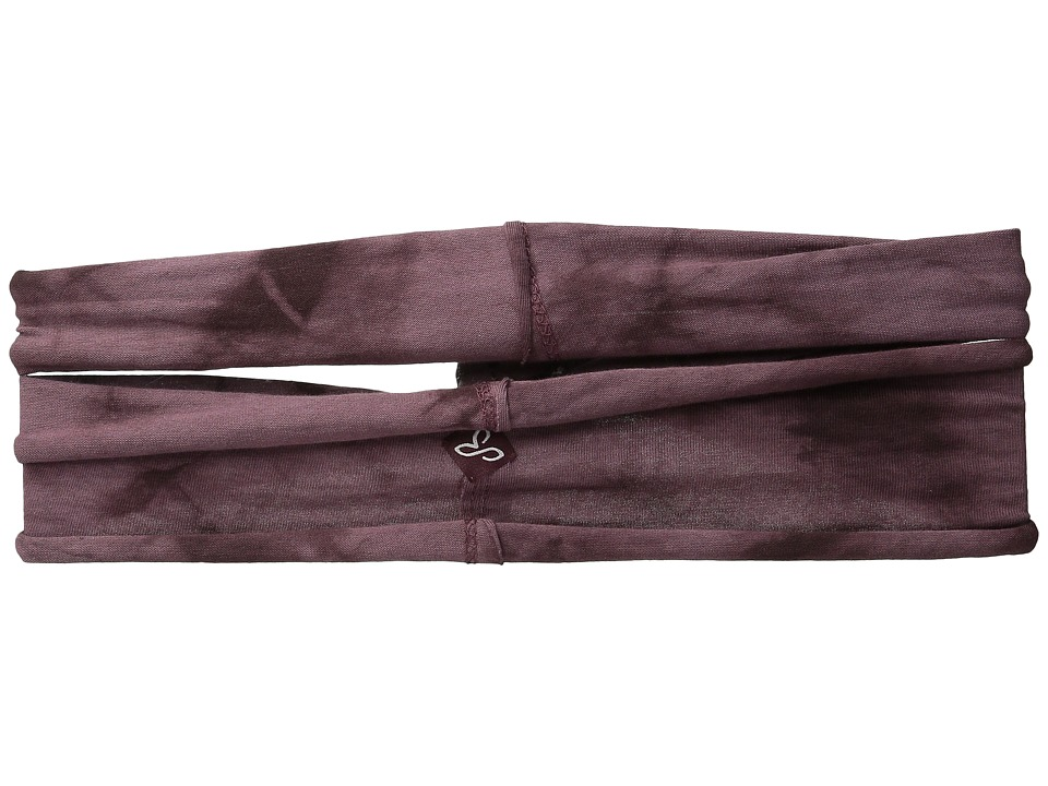 Prana - Aurora Headband (Black Plum) Headband