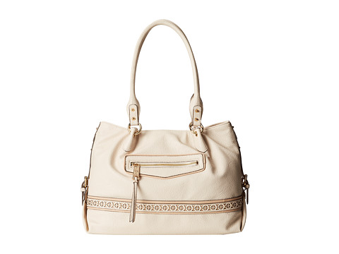 Jessica Simpson - Stephanie Tote (Cream) Tote Handbags