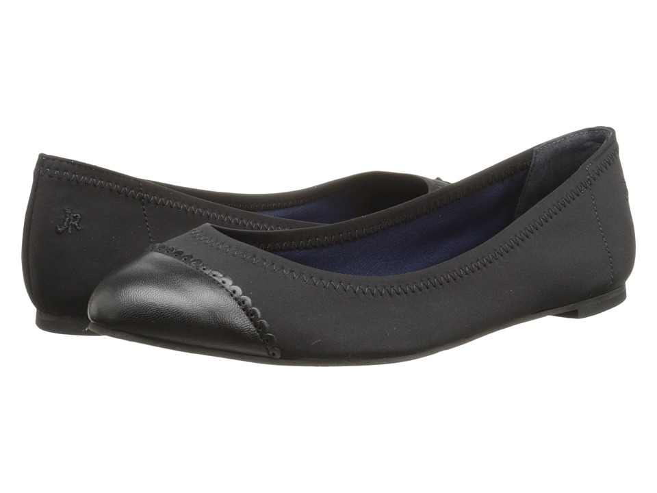 Jack Rogers Bree Stretch (Black) Women