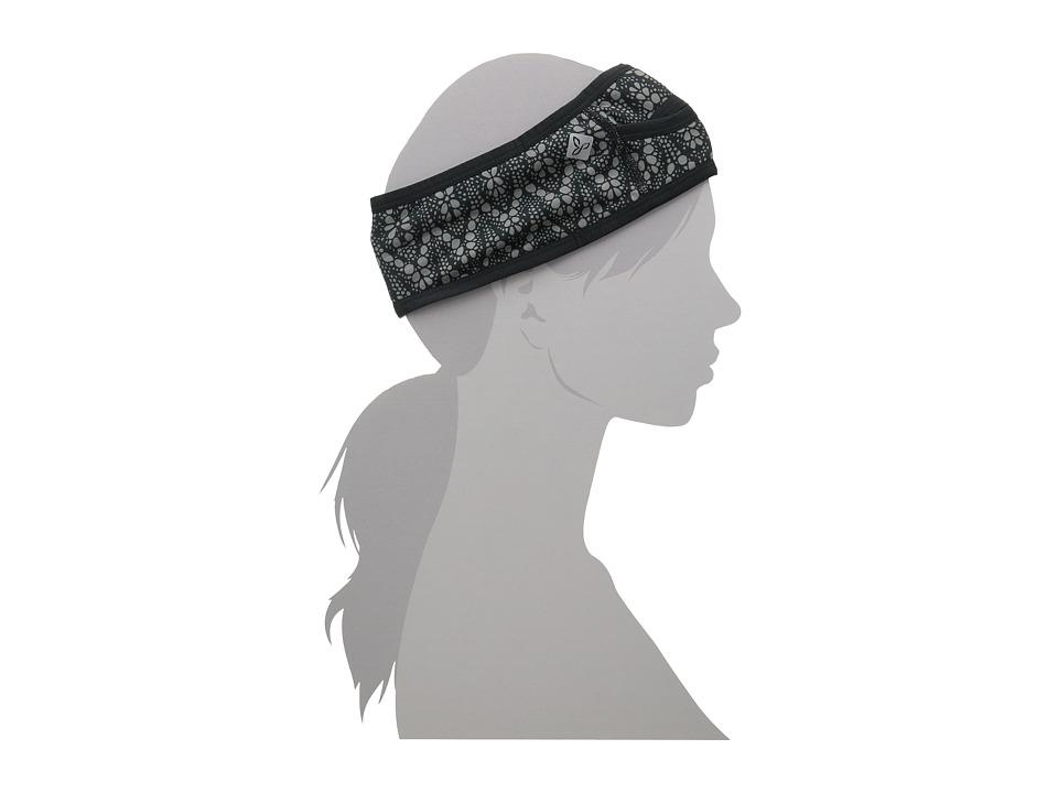 Prana - Kenmont Headband (Black Baleen) Headband
