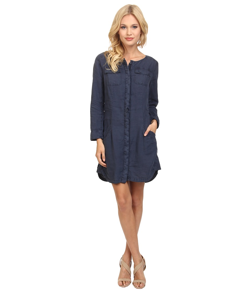 Three Dots - Dress (Night Iris) Women's Dress