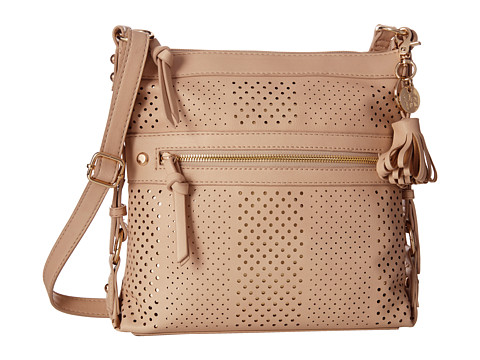 Jessica Simpson - Paige Crossbody (Light Taupe) Cross Body Handbags