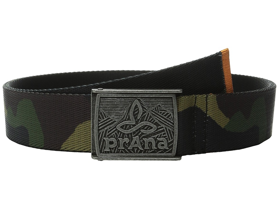 Prana - Union Belt (Camo) Belts