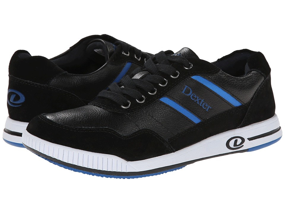 Dexter Bowling - David LH (Black/Blue) Men