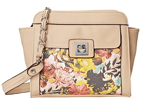 Jessica Simpson - Logan Satchel (Floral) Satchel Handbags