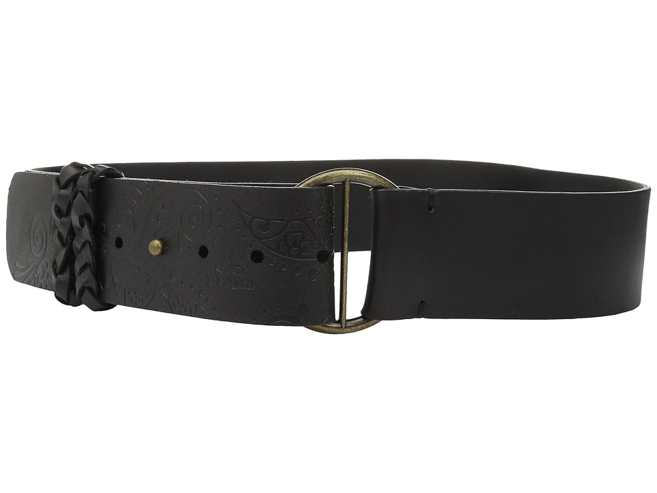 Prana - Madeon Belt (Black) Women's Belts