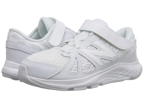 New Balance Kids - 690v4 (Little Kid) (White/White) Kids Shoes