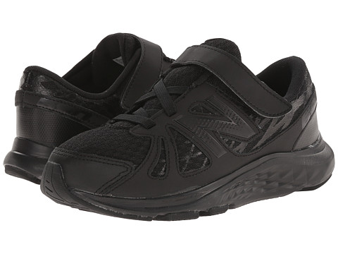 New Balance Kids - 690v4 (Little Kid) (Black/Black) Kids Shoes