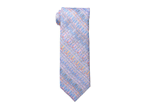 Missoni - CRB8SEU4763 (Blue/Orange) Ties