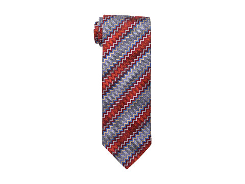 Missoni - CRB8SEU4712 (Red/Blue) Ties