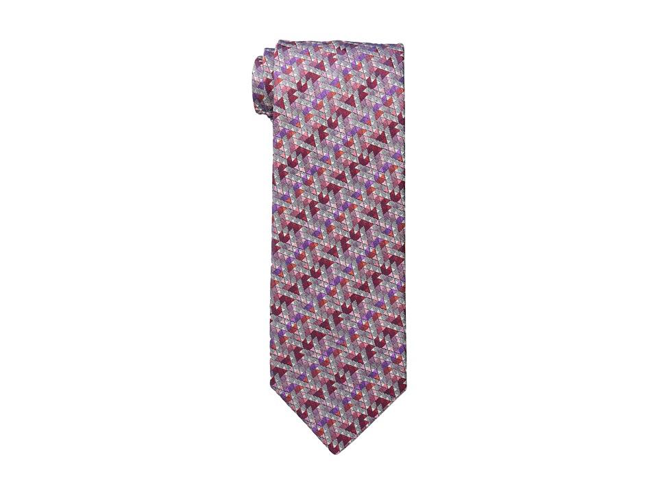 Missoni - CRB8SEU4785 (Red/Purple) Ties