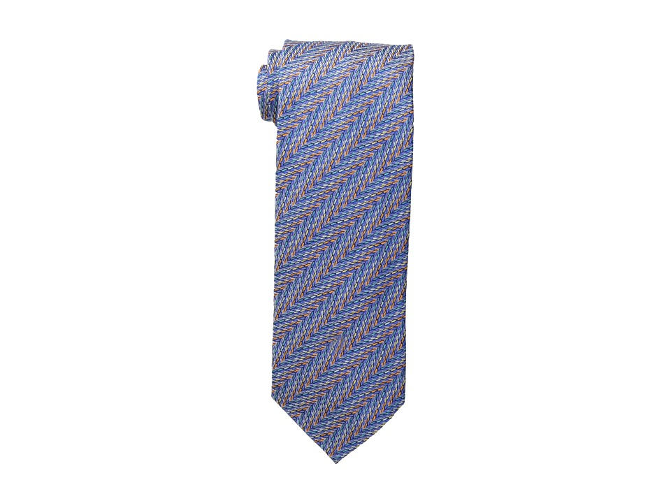 Missoni - CRB8SEU4716 (Blue/Orange) Ties