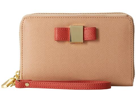 Ivanka Trump - Blair Smartphone Wristlet (Palomino) Wristlet Handbags