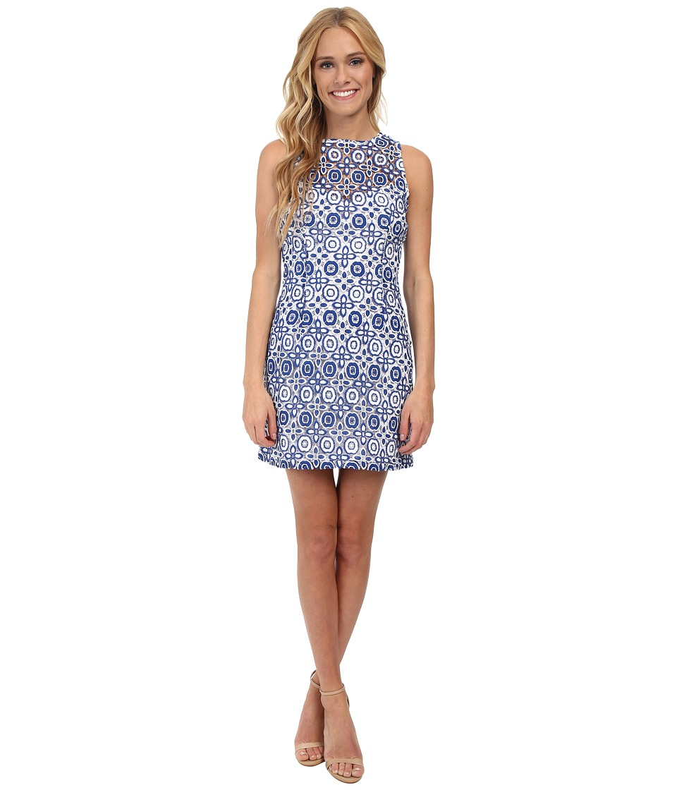 BB Dakota - Charlotte Dress (Blue) Women's Dress