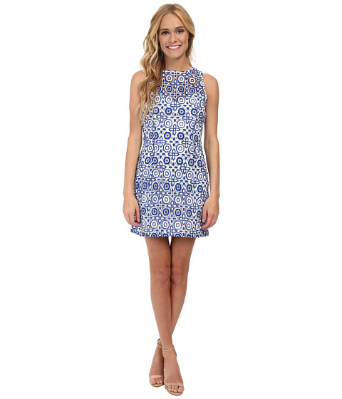 BB Dakota - Charlotte Dress (Blue) Women