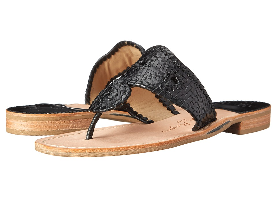 Jack Rogers - Willow (Black) Women's Sandals